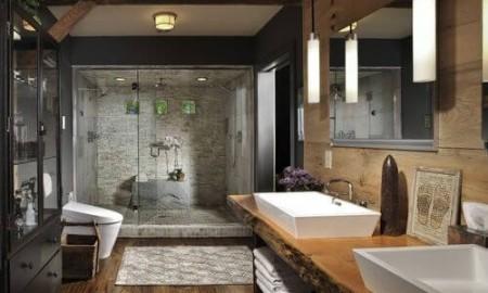 banyo dolabı,masif banyo dolabı, ahşap banyo dolabı