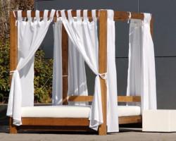 bahçe mobilya, otel, havuz, deniz